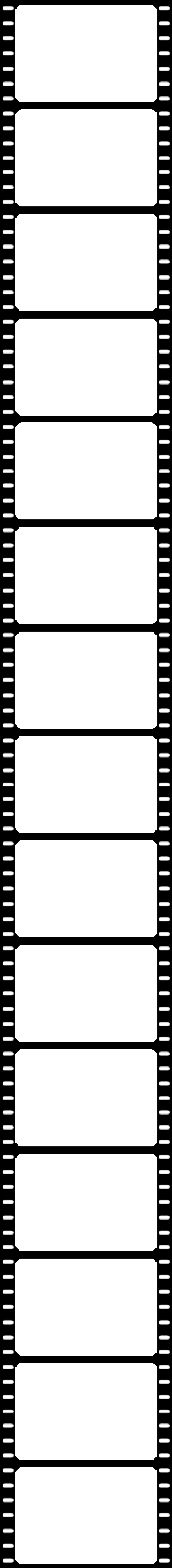 CSS Animation Filmstrip